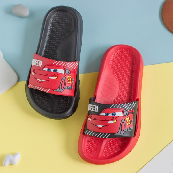 Kids Shower Slippers Summer Open Toe Non-Skid Sandals